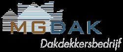 Dakdekker MG Dak Alphen aan den Rijn Logo