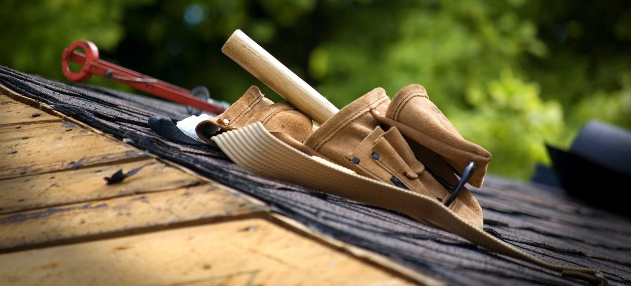 dakdekker gereedschap
