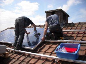 Dakbedekking zonnepanelen